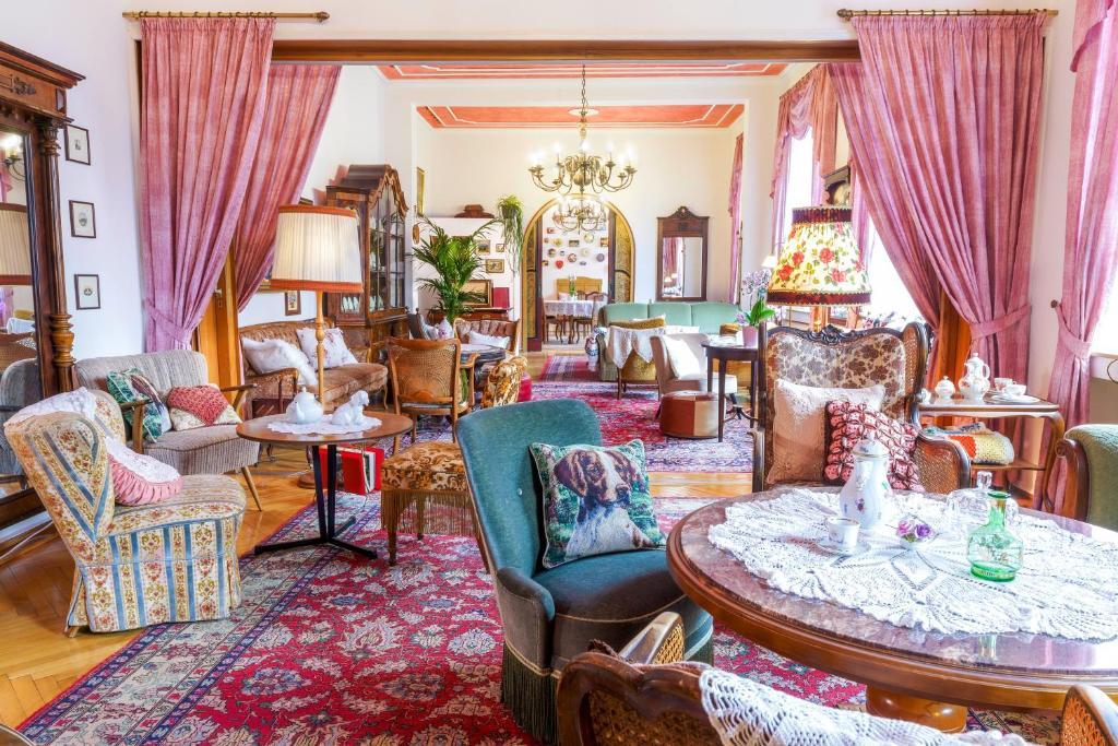 Tante ALMA's Hotel Lasthaus am Ring