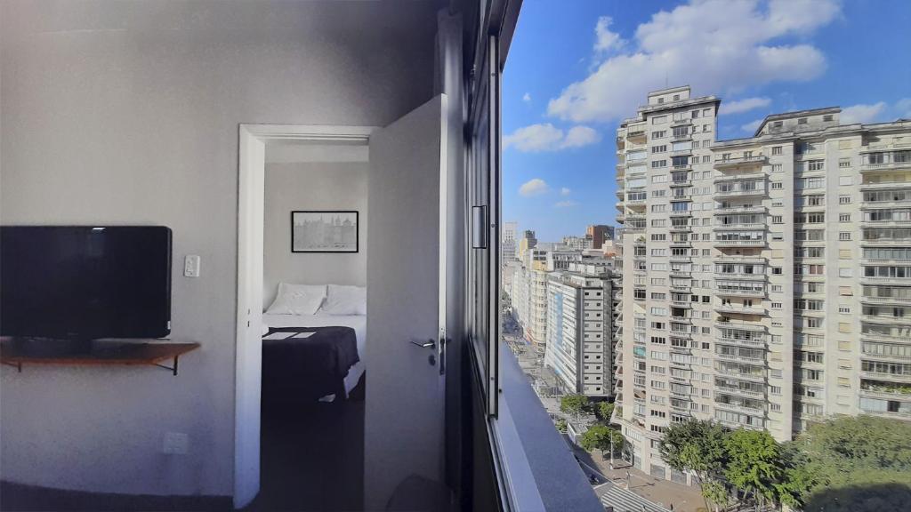 Apartamento no Centro de SP