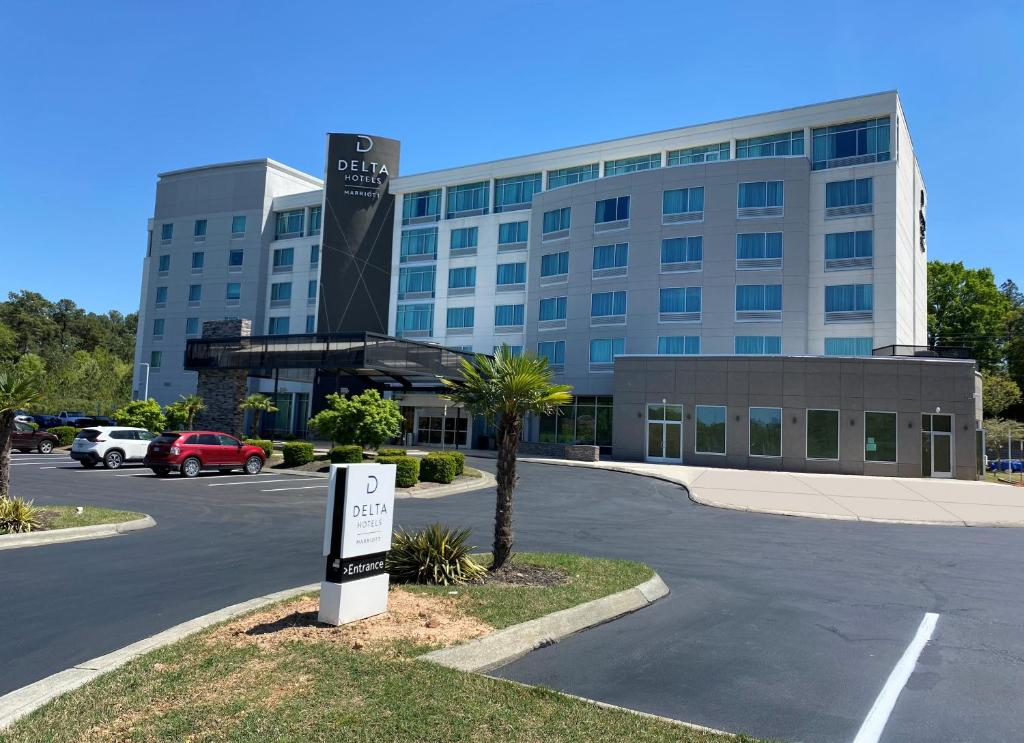 Delta Hotels by Marriott Raleigh-Durham at Research Triangle Park