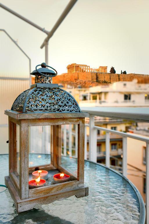 Acropolis View Charming Loft