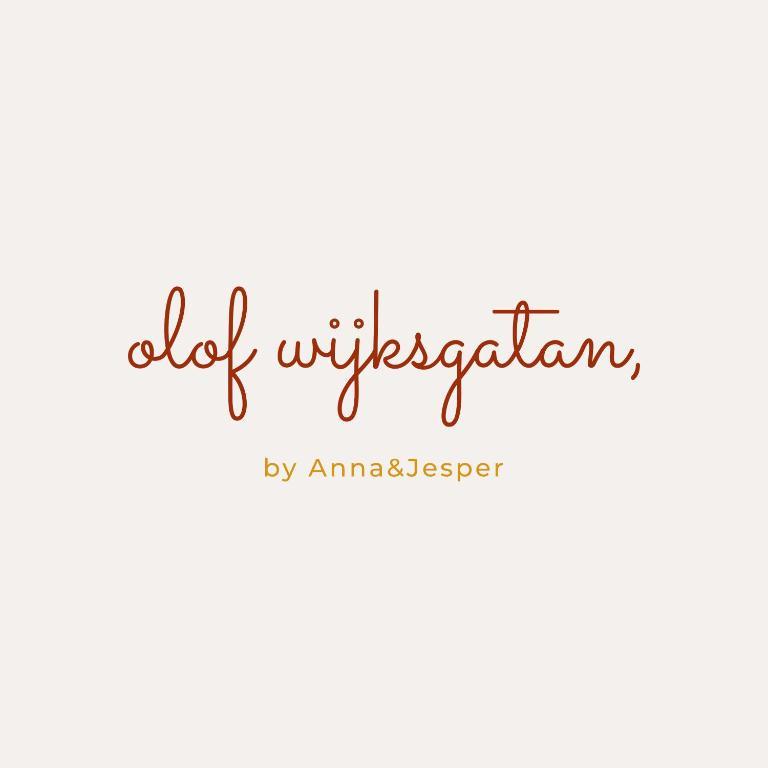 Olof Wijksgatan, by Anna&Jesper