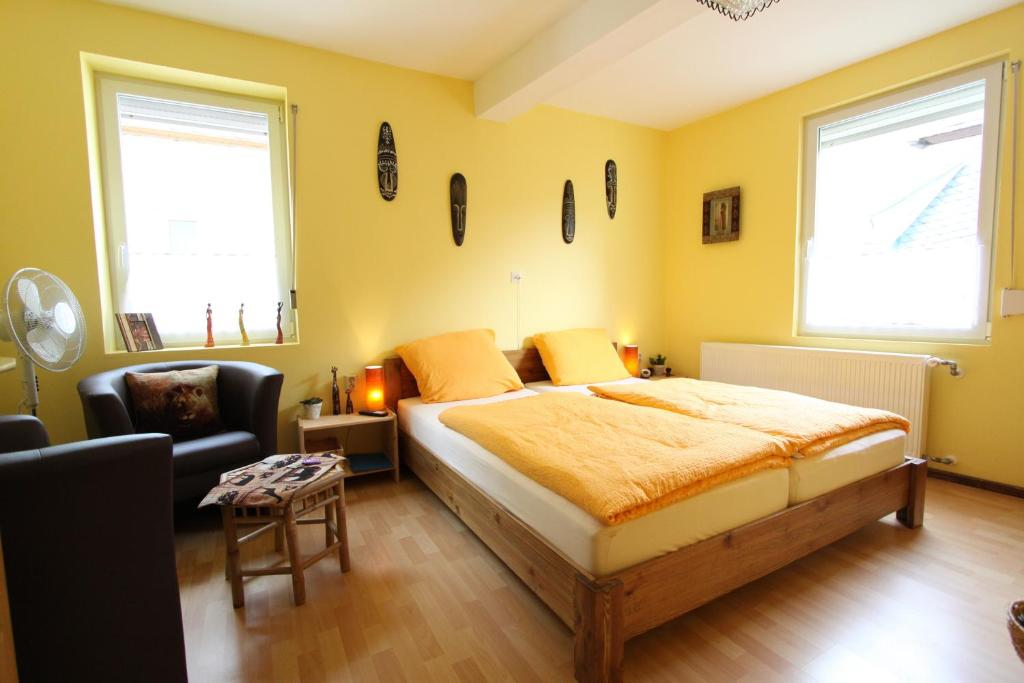 Double Room B&B Briedel