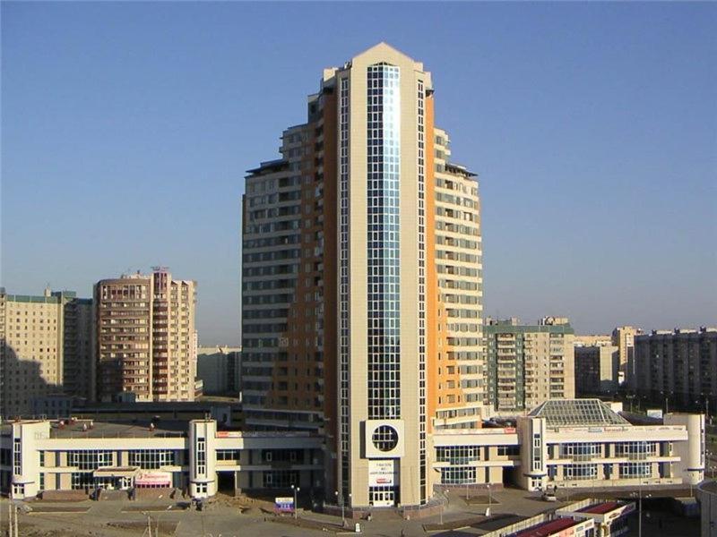 Apartment on Pyatiletok 2