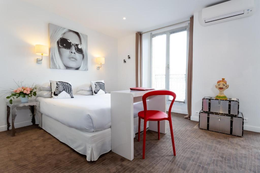 Hôtel Colette Cannes Centre