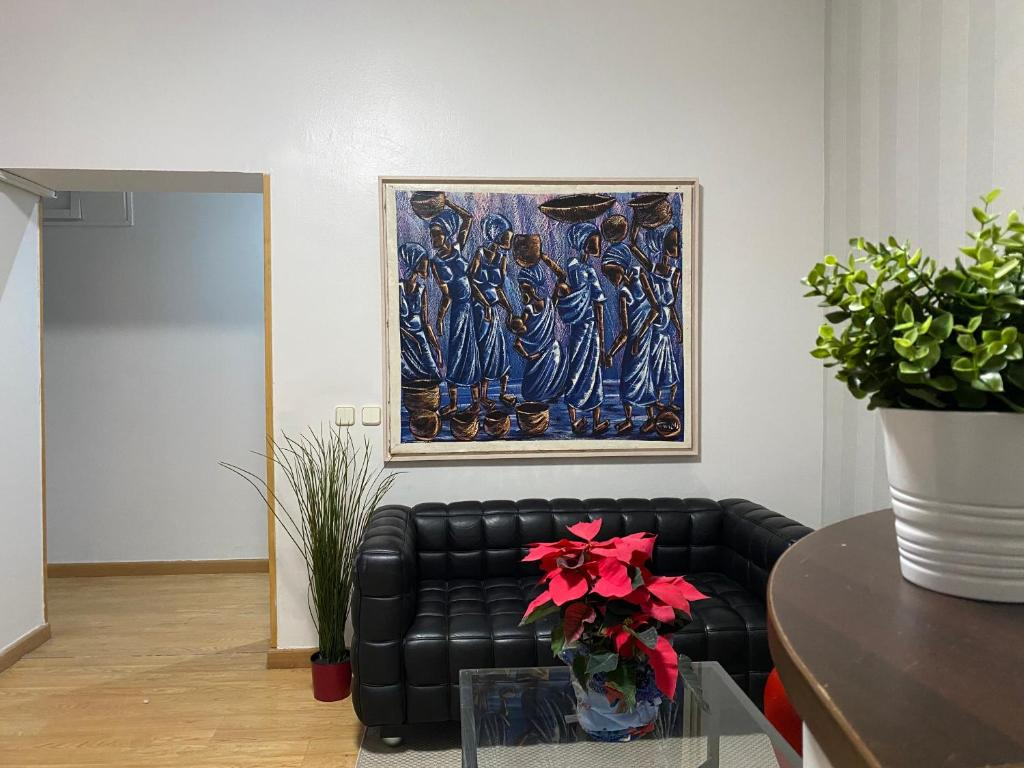 Perfect Rooms in the center of Madrid. Calle fuencarral!!