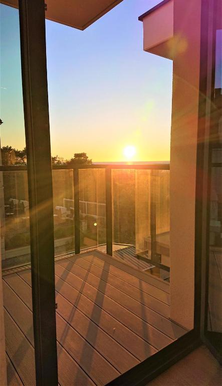 noclegi Niechorze Niechorze Amber Sunset apartment