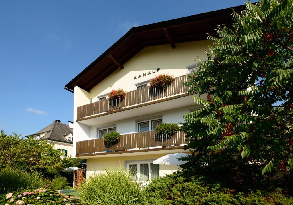Appartements Kanauf, 9201 Krumpendorf am Wörthersee