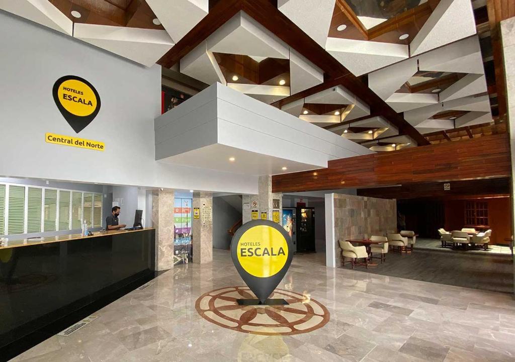 Hotel Escala Central del Norte
