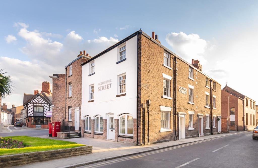 14-16 Grosvenor Street Luxury Apartments - Chester