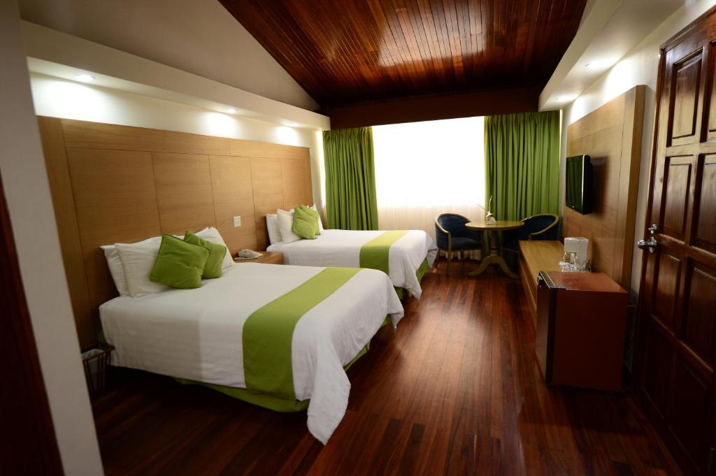 Standard Double Room Hotel Bambito Resort by Faranda Boutique