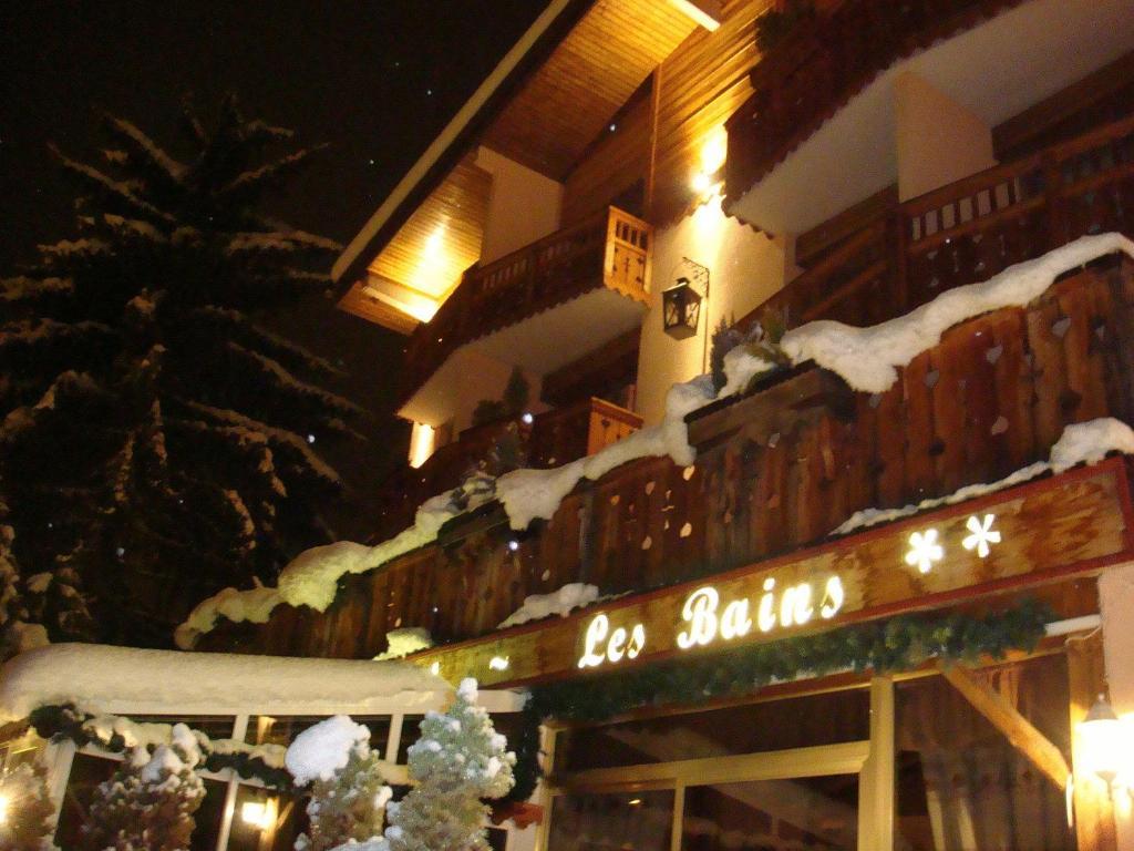 Hotel Restaurant Brides Les Bains