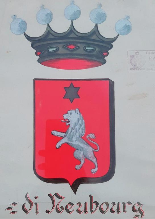 Palazzetto di Neubourg