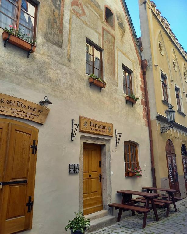 Hotel Svambersky dum