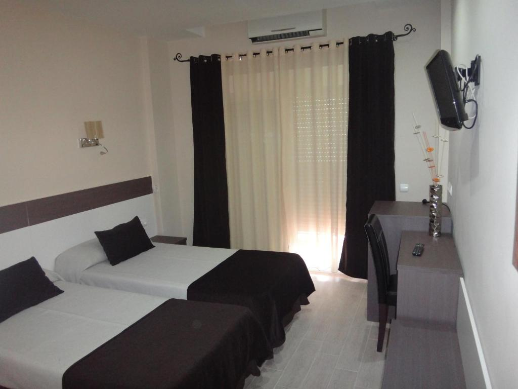 Double or Twin Room Hotel Ancla