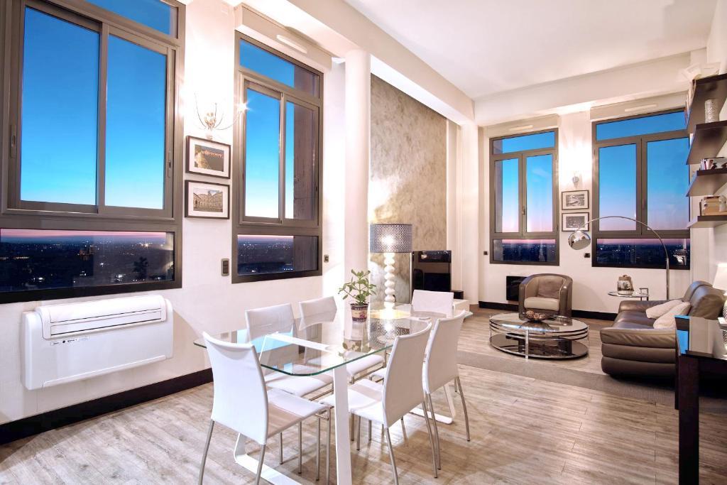 Haut Lofts Luxury Sky Concept - Toulouse Centre Ramblas