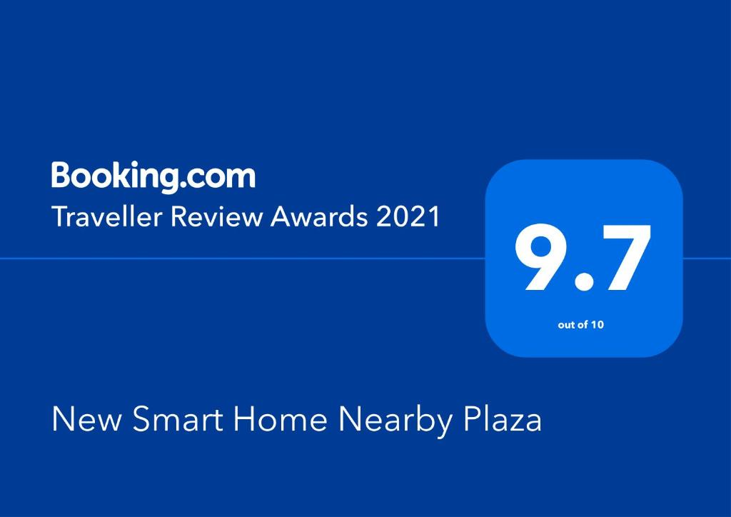 New Smart Home Nearby Plaza
