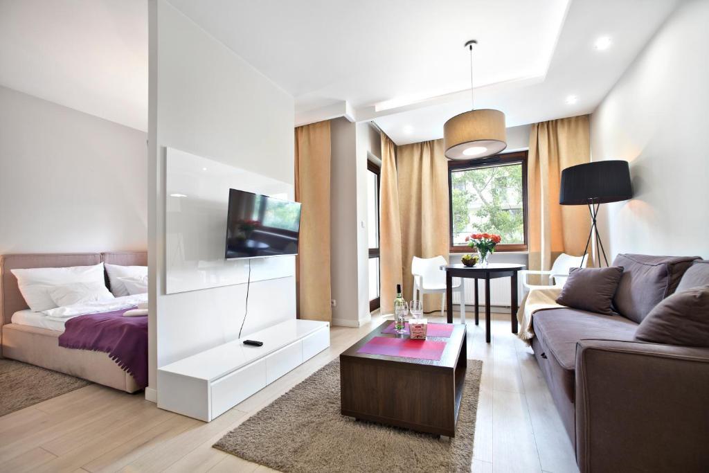 P&O Giełdowa Serviced Apartments