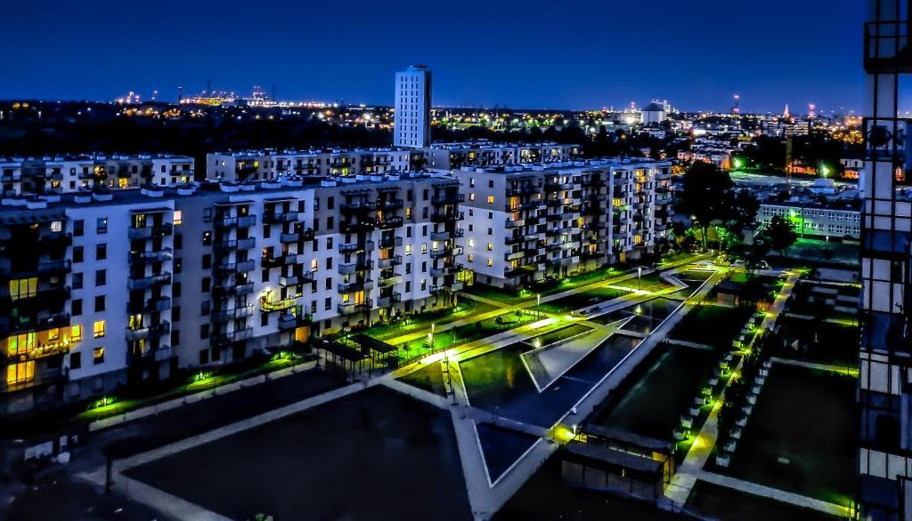 noclegi Gdańsk SUNRISE HOME APARTMENTS LIGHTHOUSE