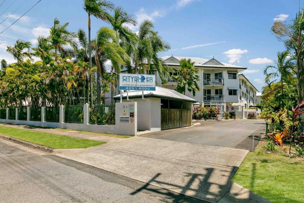 Citysider Cairns Holiday Apartments