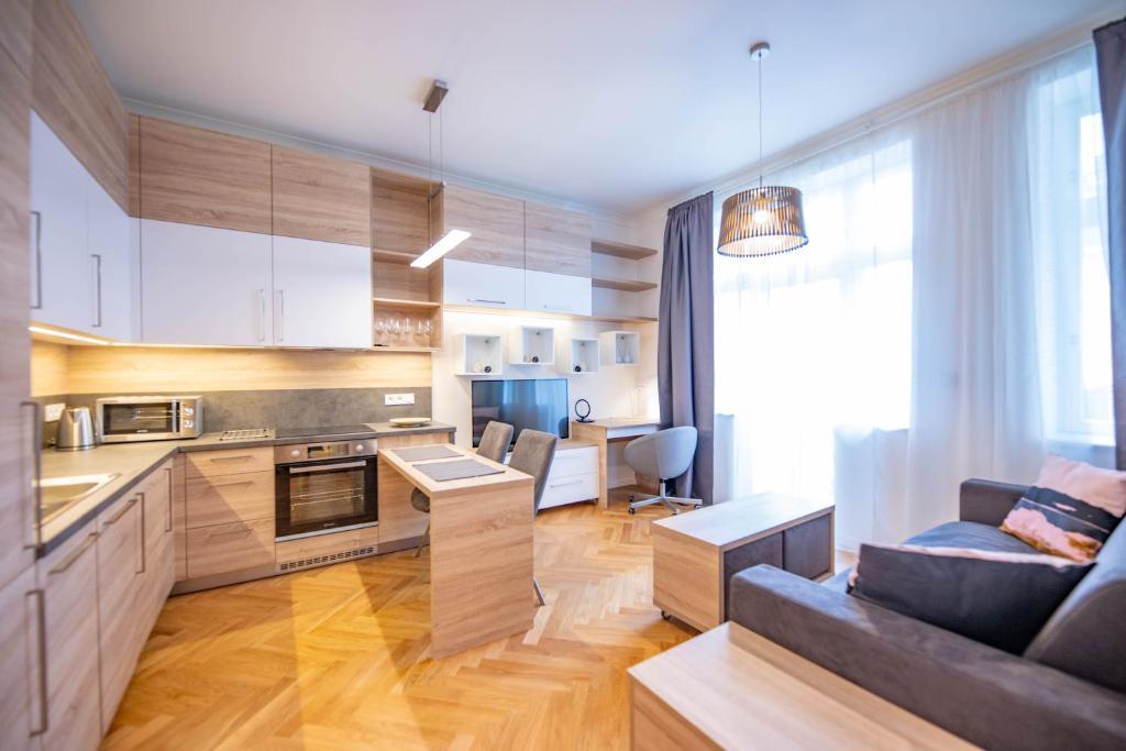 Friendly apartments in Prague
