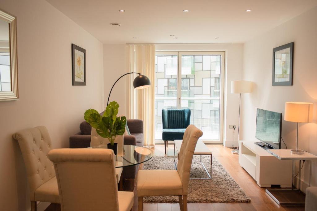 MySquare Apartments Canary Wharf