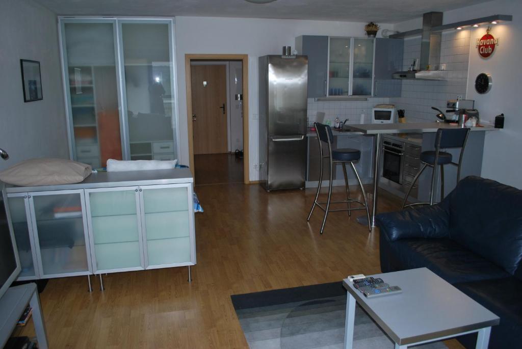 Chotěšovská Apartment with Parking Place