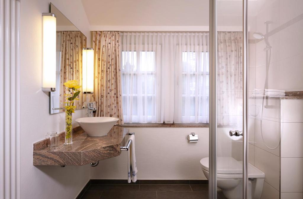 hotel noltmann peters bad rothenfelde viamichelin informatie en online reserveren. Black Bedroom Furniture Sets. Home Design Ideas