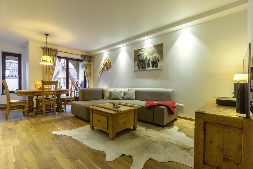 noclegi Zakopane Apartament Montagne