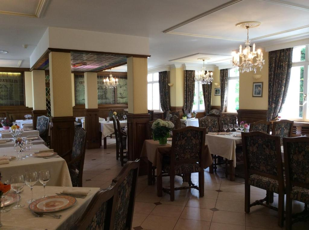 Restaurants Rue Des Tornelles
