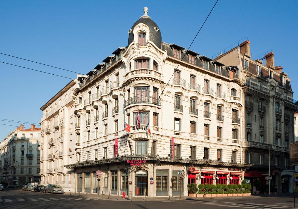 Hotel Mercure Lyon Part Dieu