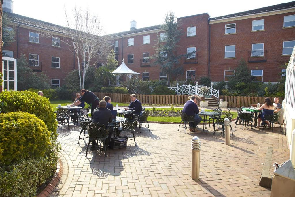 Hotel Spa Chester City Centre