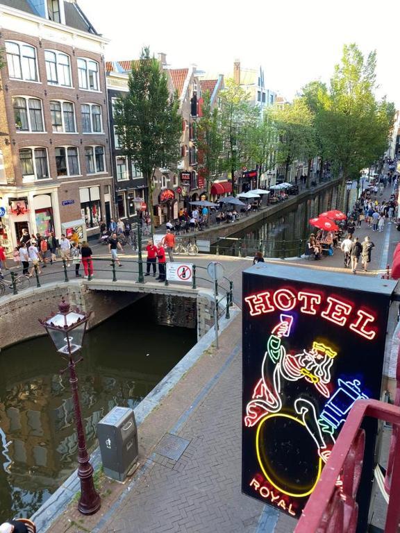 Hotel Royal taste Amsterdam