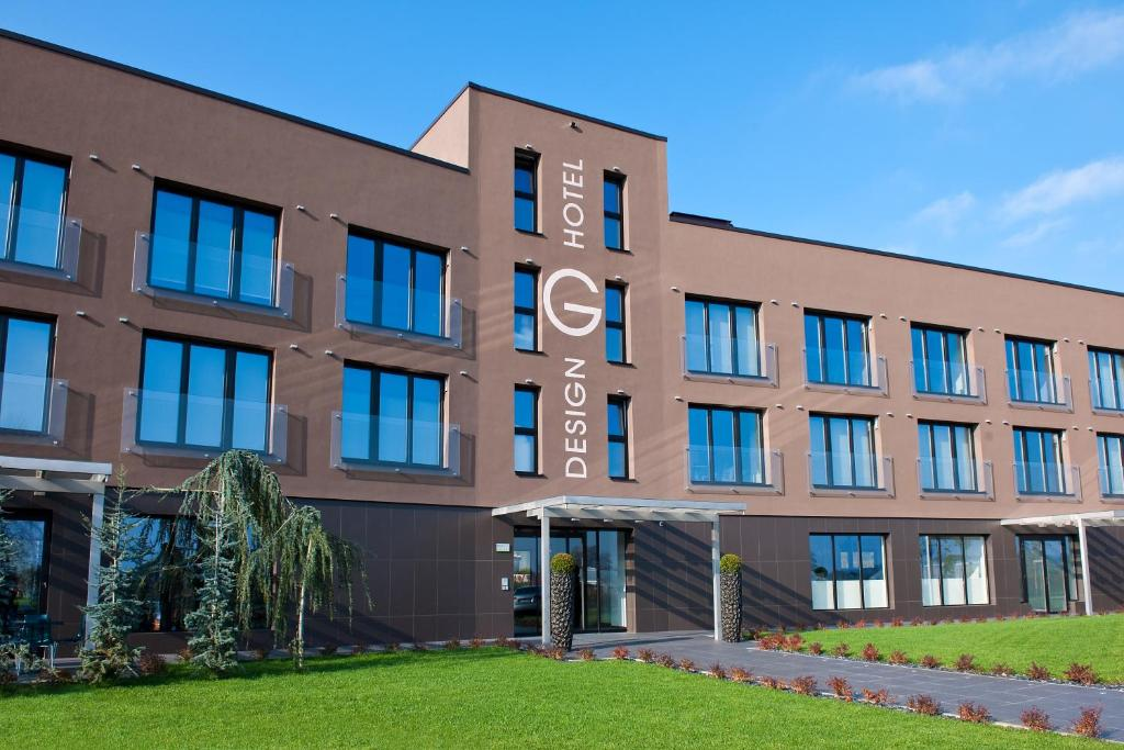G design hotel ljubljana viamichelin informatie en for Design 8 hotel soest