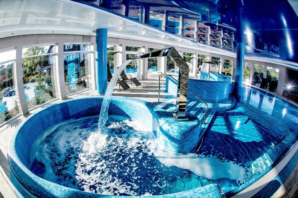 noclegi Kąty Rybackie Tristan Hotel & SPA