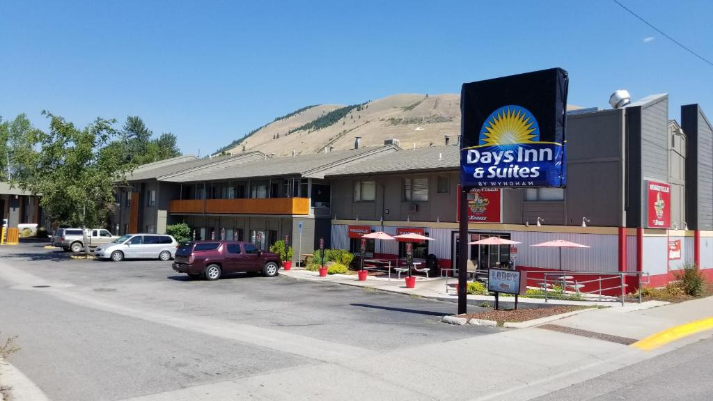 Days Inn and Suites by Wyndham Downtown Missoula-University