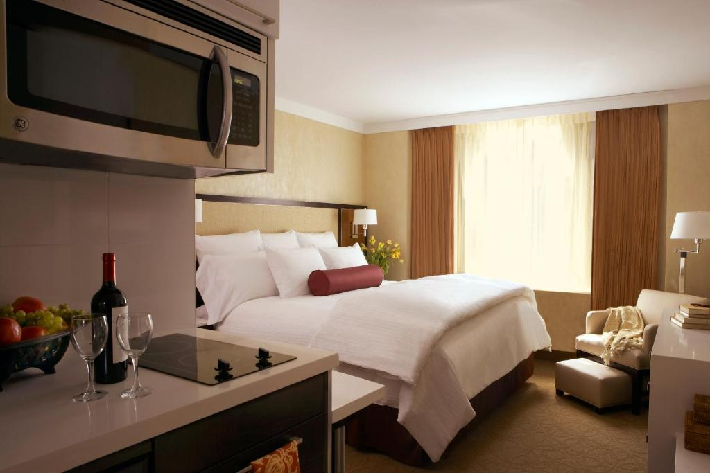 Extended Stay Hotel Suites