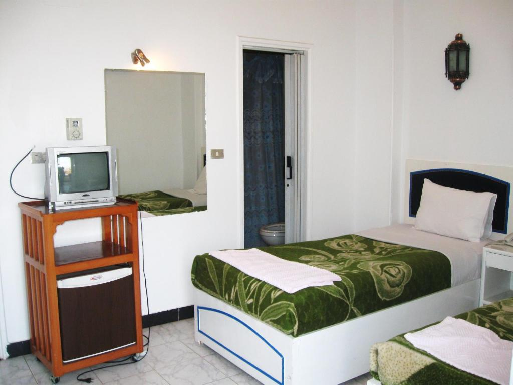 Standard Single Room Nile Valley Hotel