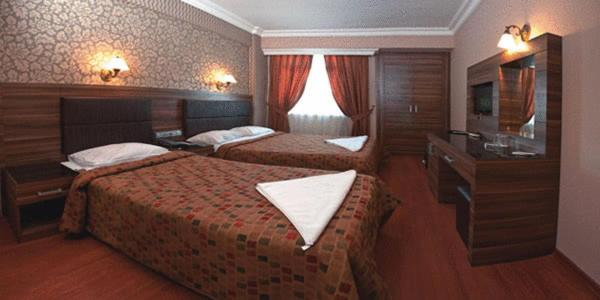 Standard Double or Twin Room Hotel Bazaar