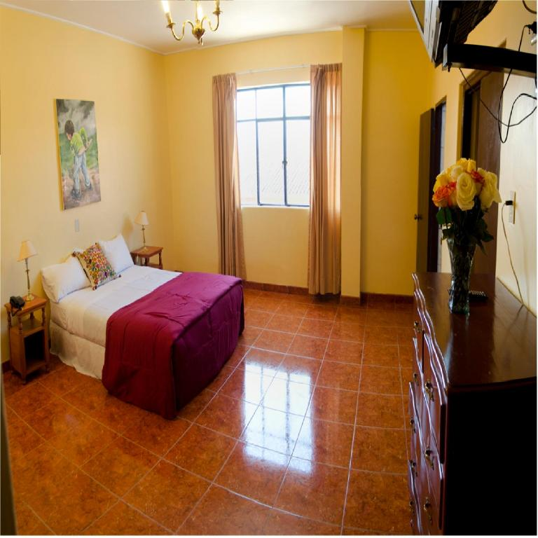 Double Room dm hoteles Ayacucho