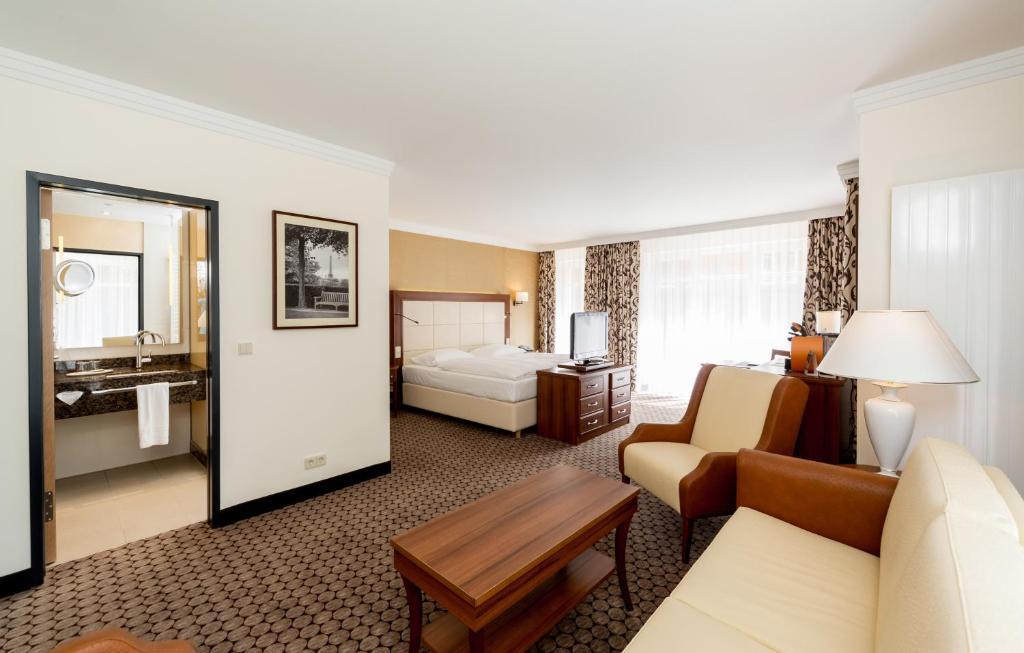 dorint herrenkrug parkhotel magdeburg magdeburg online. Black Bedroom Furniture Sets. Home Design Ideas