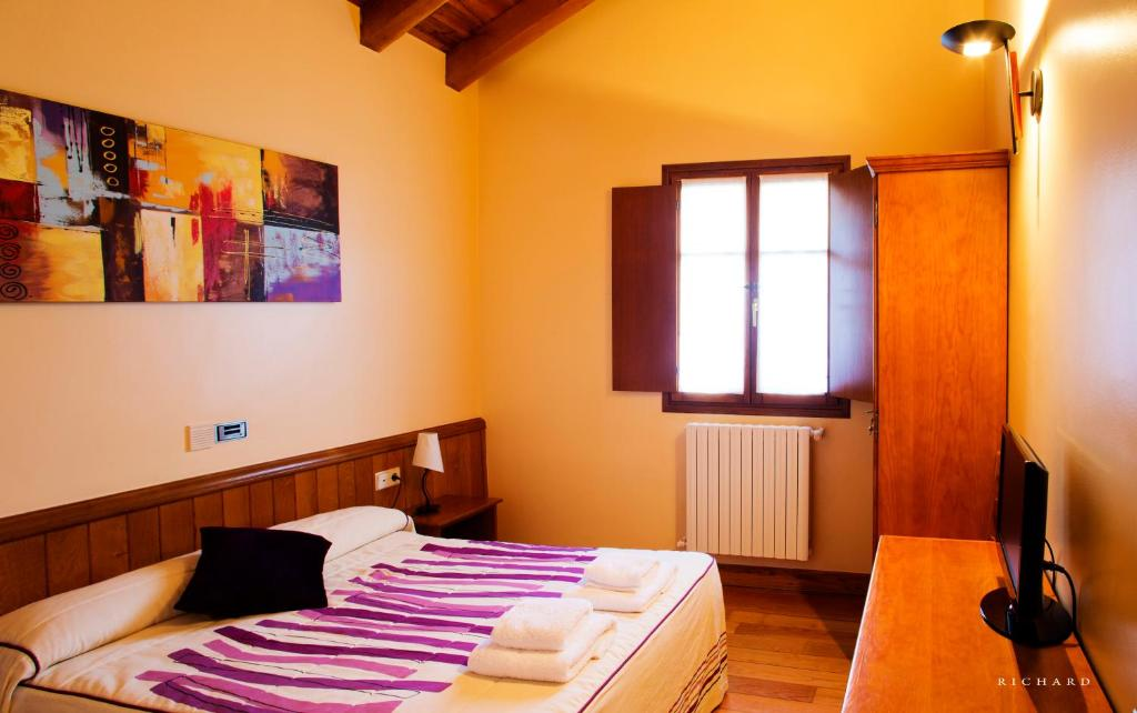Double or Twin Room Hostal Musunzar