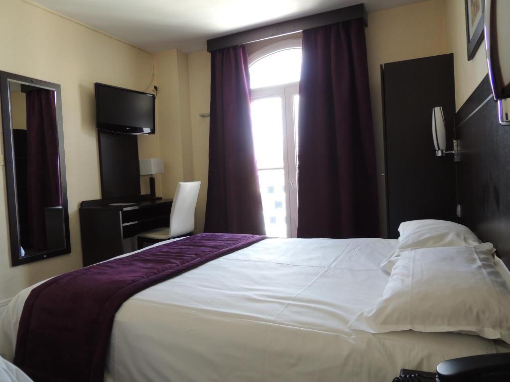 h tel le home saint louis r servation gratuite sur viamichelin. Black Bedroom Furniture Sets. Home Design Ideas