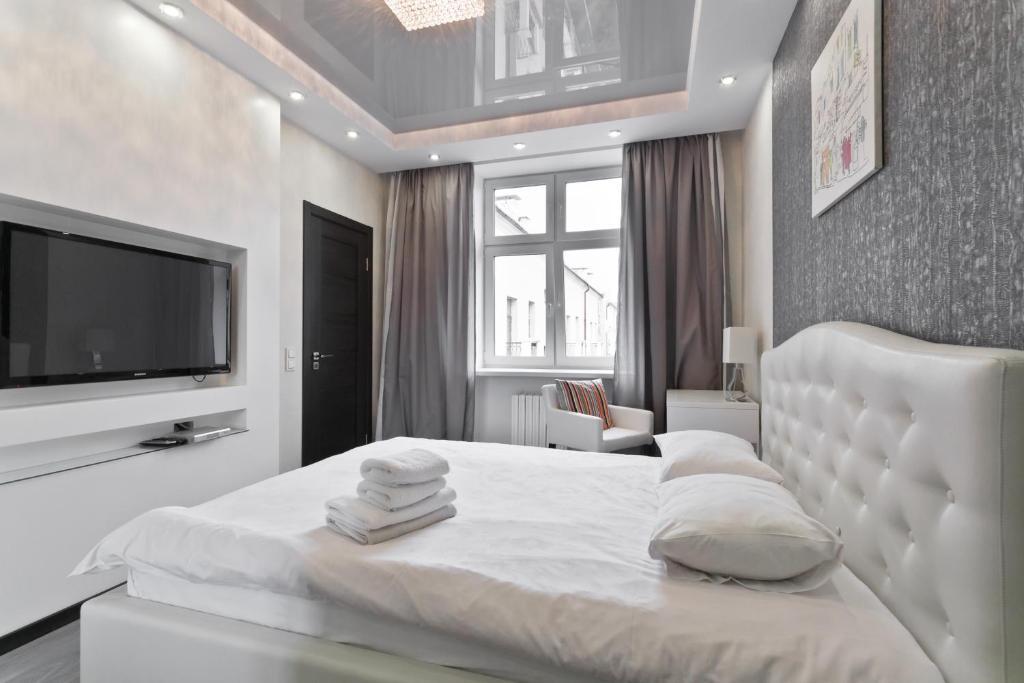 MinskLux Apartments