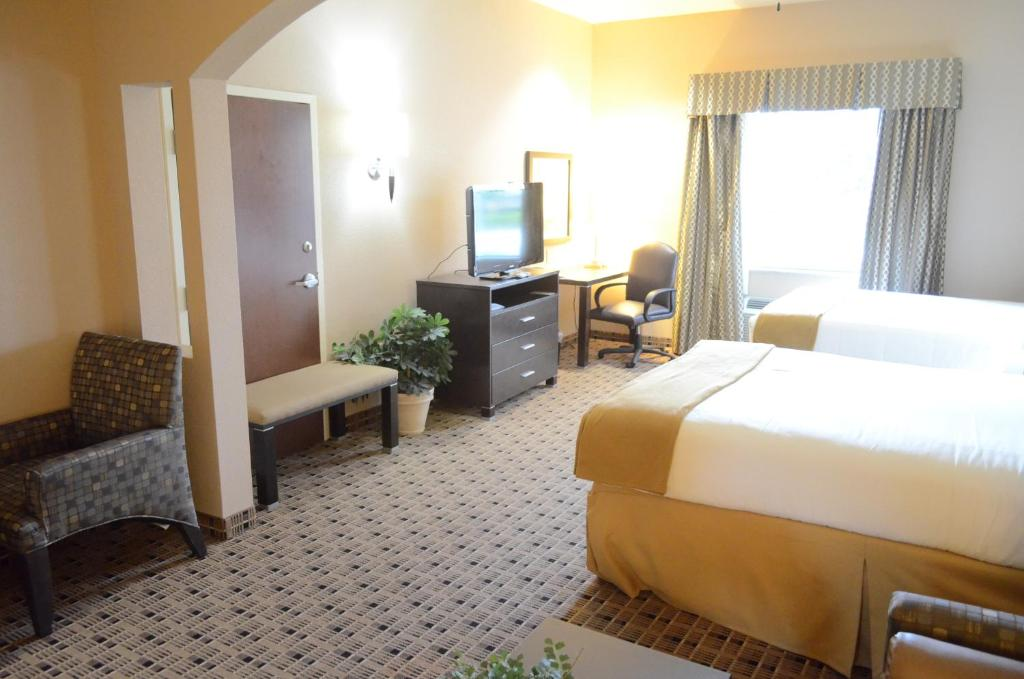 holiday inn express hotel suites houston energy corridor west oaks mission bend. Black Bedroom Furniture Sets. Home Design Ideas