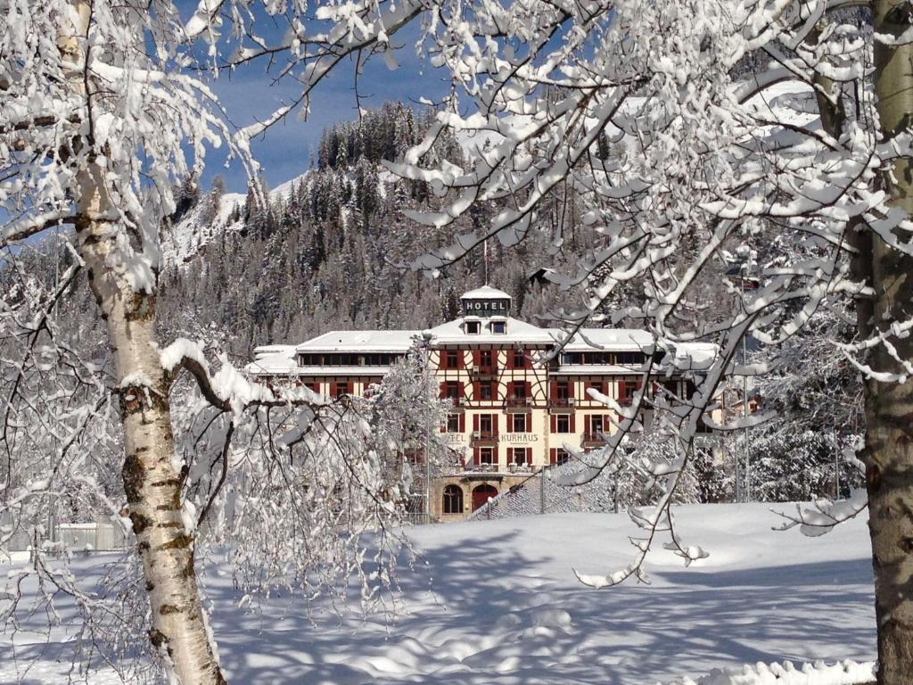 Kurhaus Bergün - Samedan - online booking