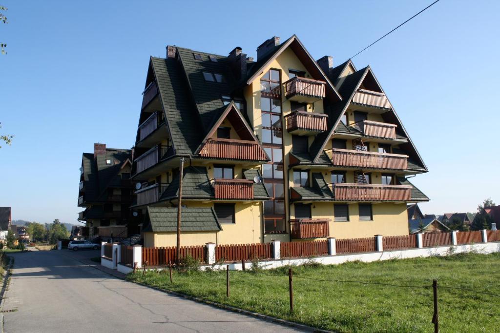 noclegi Zakopane Apartament Cytryn