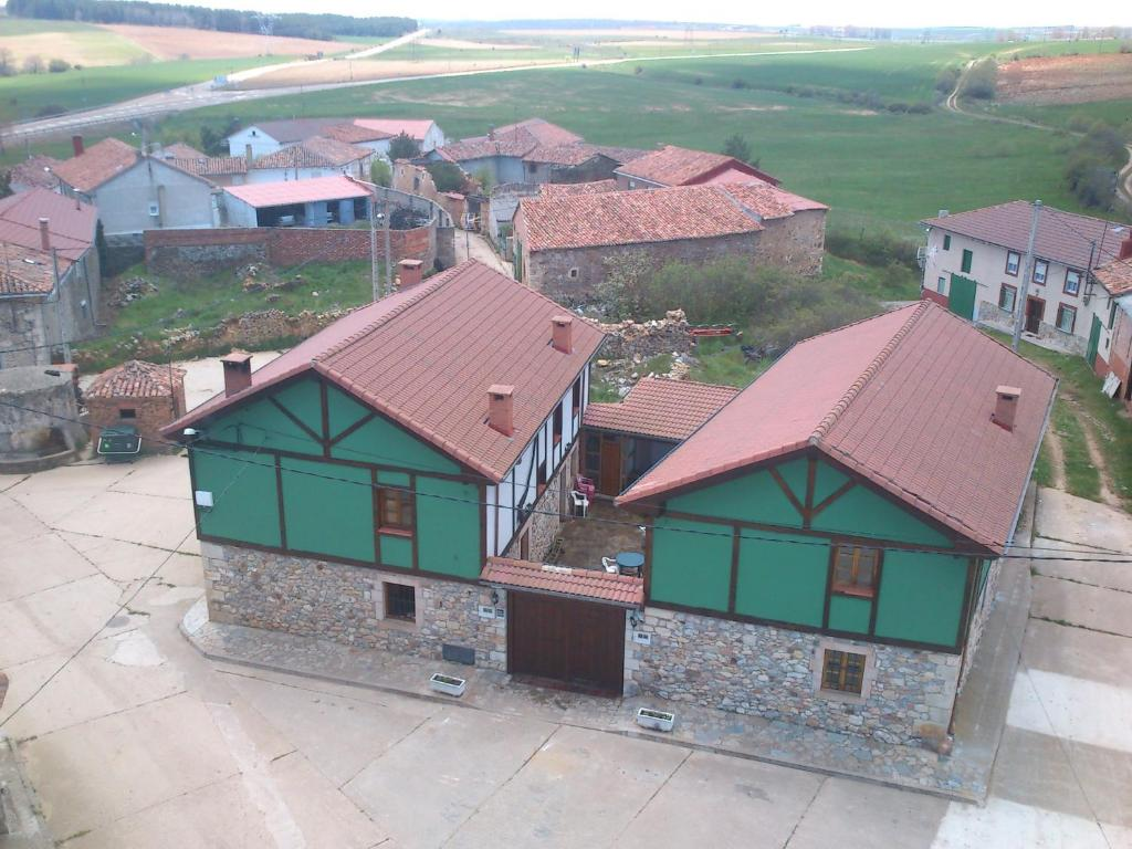 Casa rural valle tosande cervera de pisuerga viamichelin informatie en online reserveren - Casa rural cervera de pisuerga ...