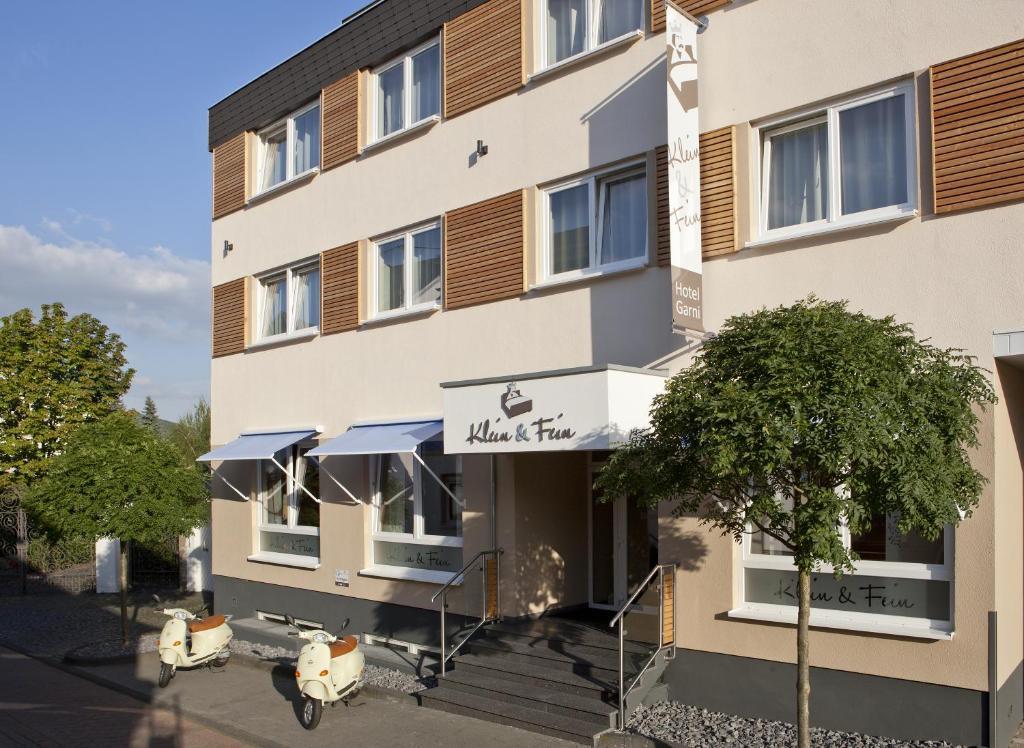Hotel Klein Und Fein Bad Breisig