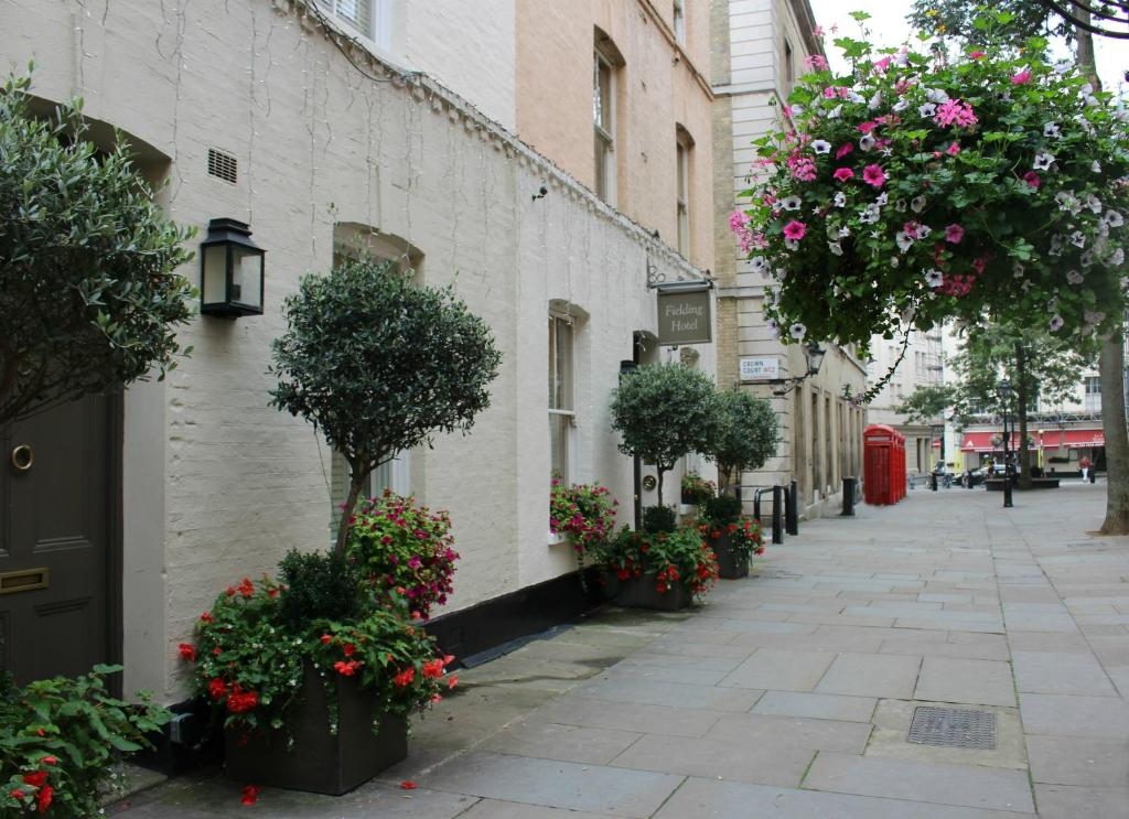 Fielding Hotel Covent Garden London