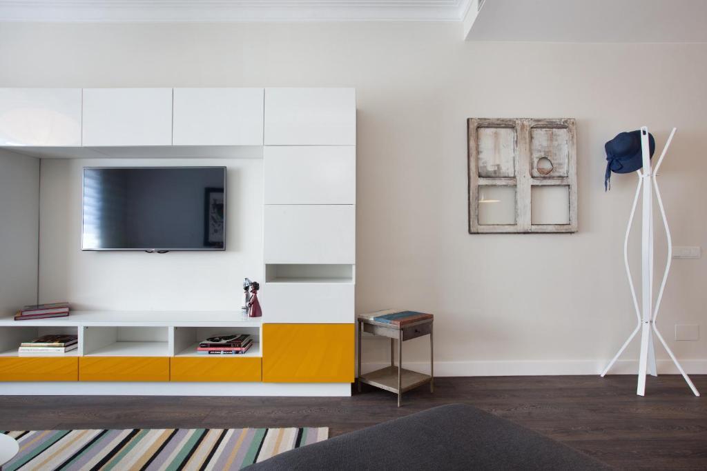 Consell de Cent Apartment